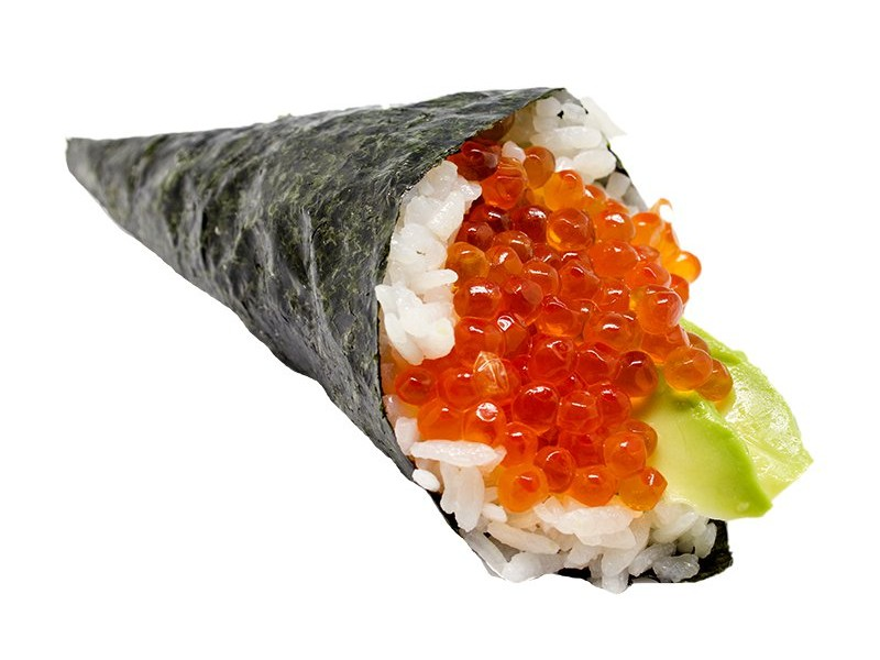 95 oeufs de saumon